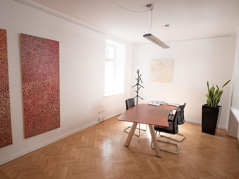 Büroraum in der Kanzlei in Landshut