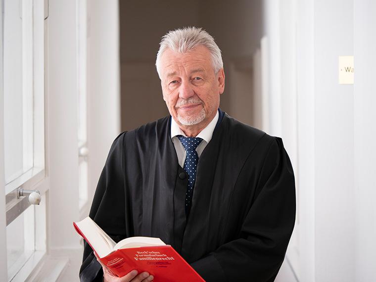 Rechtsanwalt Egbert Frey